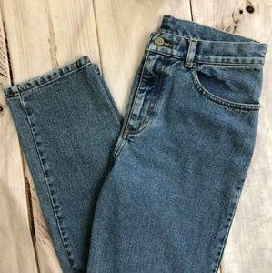 Ralph Lauren sz 10 Vintage Mom Jean High Waist